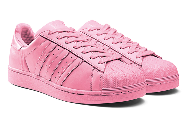 adidas superstar roze